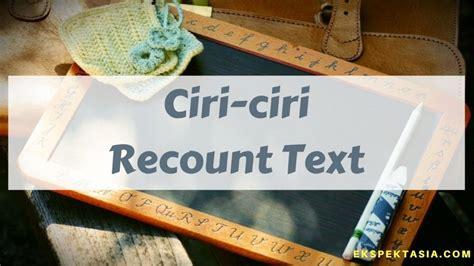 contoh recount text beserta artinya biografi recount text holiday pendek beserta artinya sportstle com
