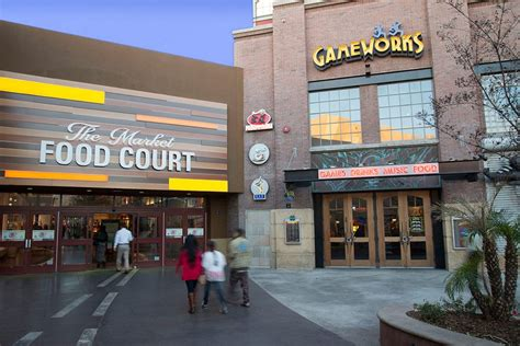 ontario mills los angeles california factory outlet store