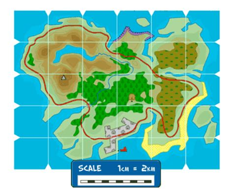 what is a map scale see you see me landscapes map skills