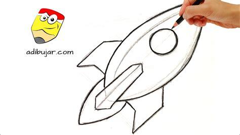imagenes para dibujar bacanas emojis whatsapp c 243 mo dibujar un cohete f 225 cil dibujos de