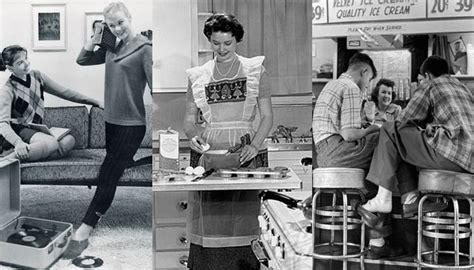 imagenes retro años 50 veja a diferen 231 a entre os anos 50 e 60 universo retr 244