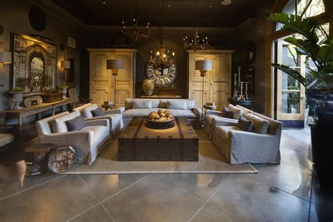 living room store restoration hardware edmonton luxury interior design journal