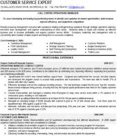 Sle Resume For Call Center by Sles Quantum Tech Resumes Director Technical Director