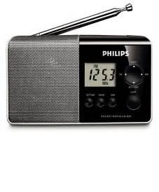portable radio ae1850 00 philips