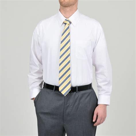 julian colours s white dress shirt and