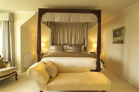 modern four poster bed contemporary beds tapered posts contemporary tapered four poster bed detail 6