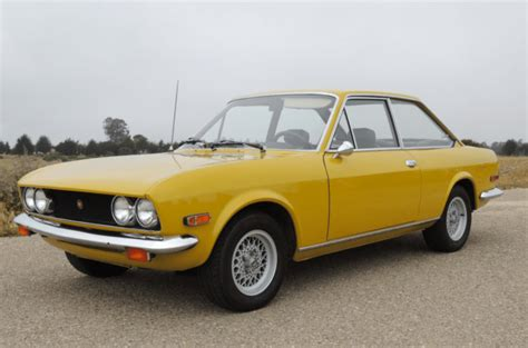 fiat 124 for sale 1970 fiat 124 sport coupe classic italian cars for sale