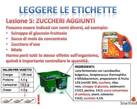 leggere le etichette degli alimenti etichette prodotti alimentari il di sostenibile