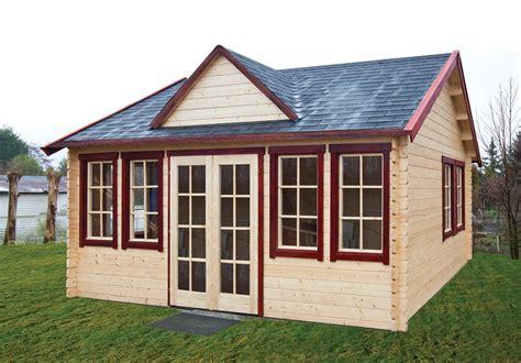 clockhouse log cabin 5 5x4m
