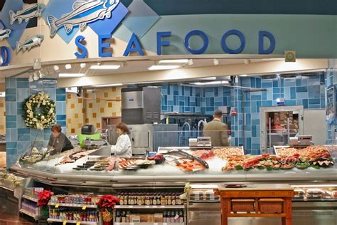 seafood section image gallery seafood display