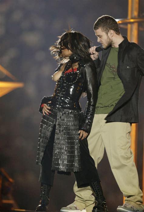 Wardrobe Janet Jackson by Janet Jackson Still Blacklisted Bowl Nip Slip