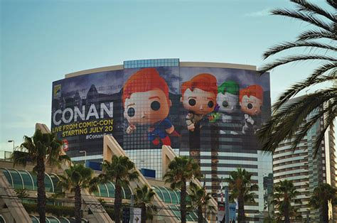 Conan Obrien Is Shut Out Of A House Tour by A Building Wrap For Conan O Brien