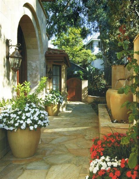 Mediterranean Backyard Landscaping Ideas Mediterranean Landscape