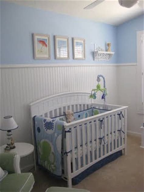 Wainscoting Baby Room by Bouncing The Walls Wainscoting Yea Or Nay