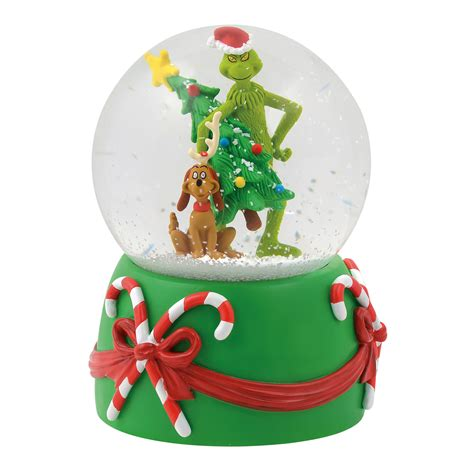 Stealing The Trees grinch grinch and max stealing the tree water globe 6000440