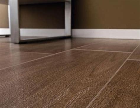 Modern Floor Tiles Wood Tile Transitional Living Room Other Metro By