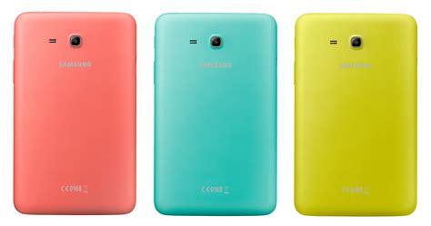 Samsung Tab 3 Warna Putih samsung bakal menawarkan tiga pilihan warna baru untuk galaxy tab 3 lite amanz