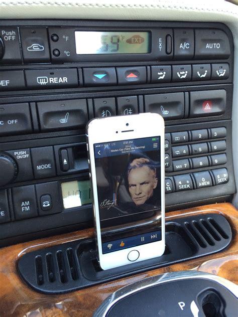 Adaptor Iphone 5s iphone 5s adapter jaguar forums jaguar enthusiasts forum