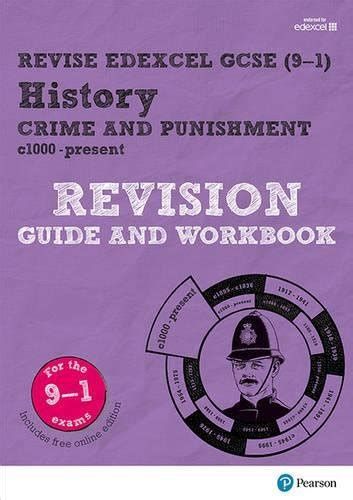 libro revise edexcel gcse 9 1 crime and punishment buzzonbooks com
