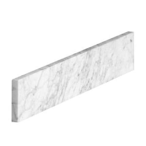home decorators collection 21 in marble sidesplash in