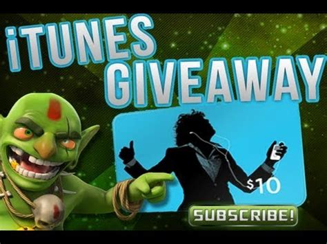 full download how to get free itunes gift cards gems on clash of clans - Coc Gift Card