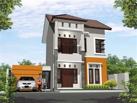 desain garasi dua mobil 23 desain garasi mobil minimalis dengan pintu sing