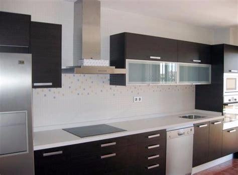 muebles de cocina modernasreposteros postformado