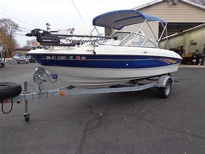 ski boat trolling motor bayliner 185 br boats for sale