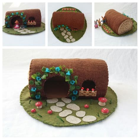 felt doll house 1000 images about felt houses on pinterest house template glitter houses and fairy