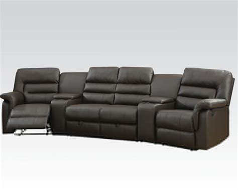Theatre Couches by Home Theatre Nicholas By Acme Furniture Ac51620