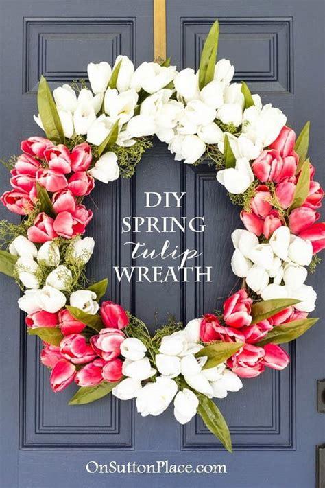 diy spring decorating ideas easy diy spring decoration ideas listing more