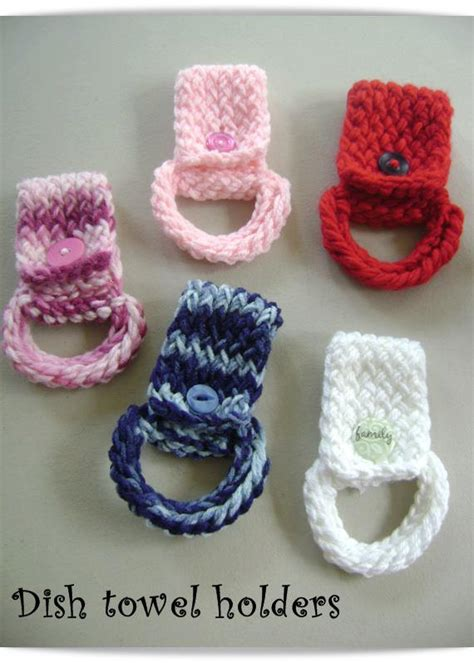 pattern for dishcloth holder pattern for loom knitted dish towel holder by