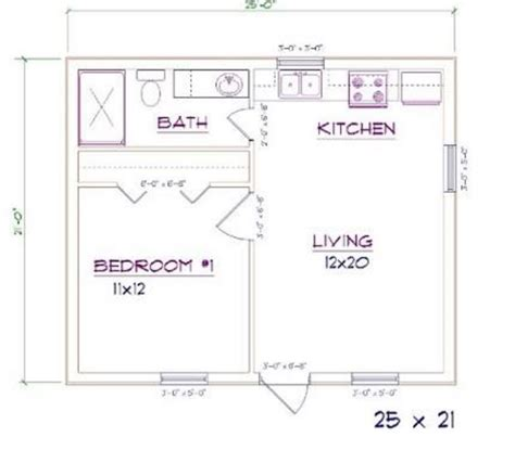 1 bed 1 bath floor plans top 20 metal barndominium floor plans for your home