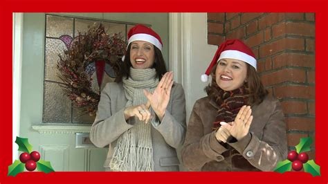 singing hands     merry christmas  makaton youtube