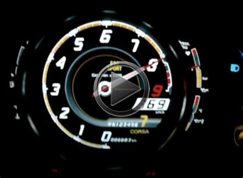 Top Speed For Lamborghini Aventador Lamborghini Aventador Top Speed Run