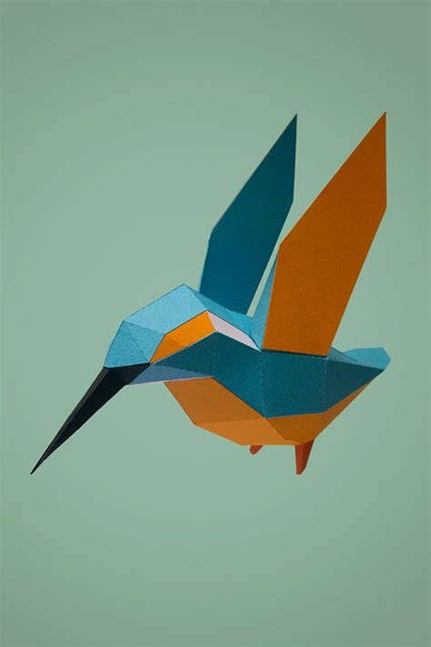 Amazing Paper Craft - amazing paper craft animals by studio guardabosques