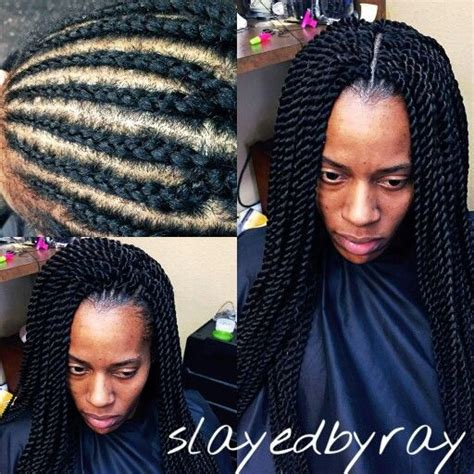 pretwisted senegalese crochet hairstyles 35 best crochet braids images on pinterest hair dos