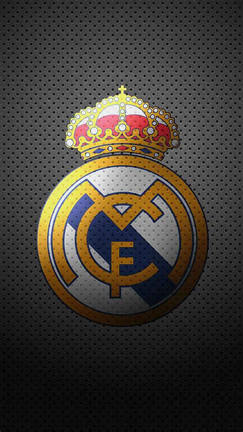 real madrid themes for iphone 4 sports logo 4 iphone 5 wallpapers top iphone 5