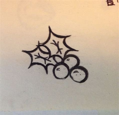 holly tattoo designs berry idea ink