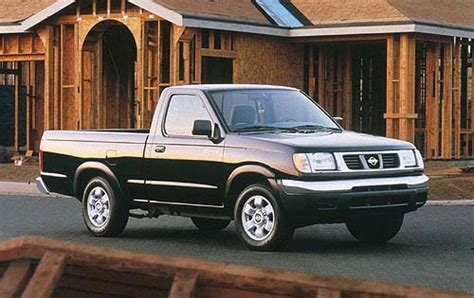nissan pickup 1998 1998 nissan frontier ground clearance specs view