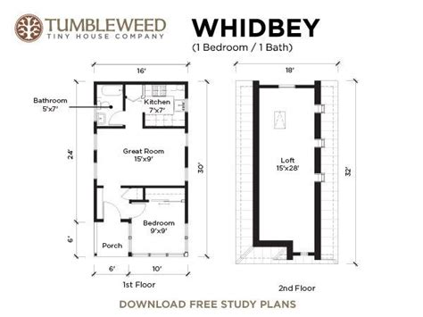 Whidbey Tumbleweed House Plans Floor Plans Pinterest | 119 best floor plans tiny homes images on pinterest