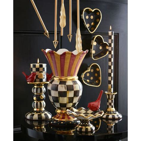 mackenzie childs l mackenzie childs courtly check products