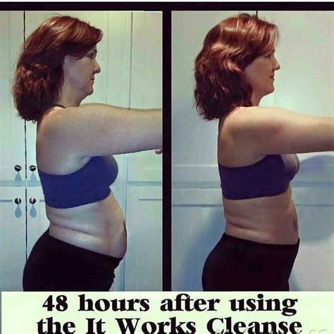 Heated Wrap For Detox Before And After by 78 Images About Quot It Works Cleanse Quot On Before