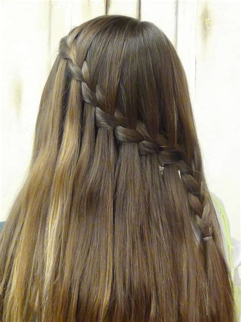 waterfall braid boys and hairstyle for 2013 www pixshark