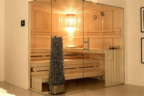 sauna mit glasfront glasfront sauna luxuri 246 s design transparent apart