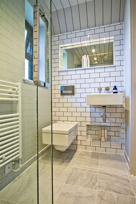 The Appartment Company Bath by New York Loft Style Wetroom The Brighton