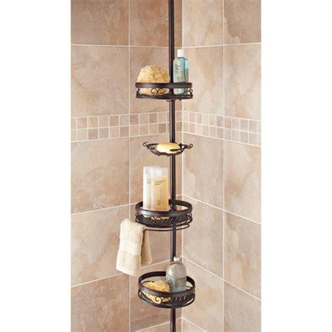 bronze shower caddy walmart