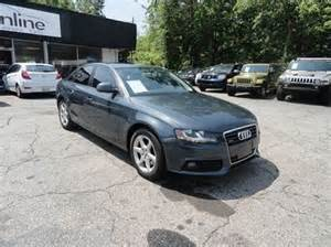 Audi A4 For Sale In Ga 2009 Audi A4 For Sale Carsforsale