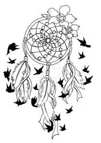 dreamcatcher coloring pages free coloring pages of dreamcatcher