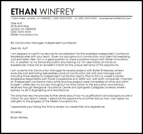Contract Negotiation Letter Exle cover letter exle contract 28 images renewal letter